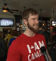 Chris Ward, the general manager at Pub 101 in the Byward market
