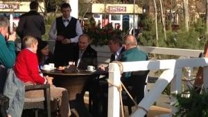 hi Putin cafe