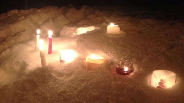 Vigils were held in a number of communities for Loretta Saunders.