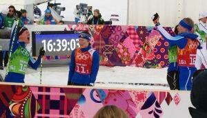 finland sprint