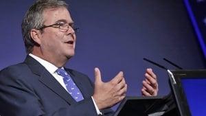 Conservative Conference Jeb Bush