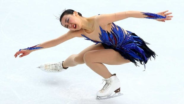 Figure skater Mao Asada was reportedly weighing retirement before the Sochi Olympics.