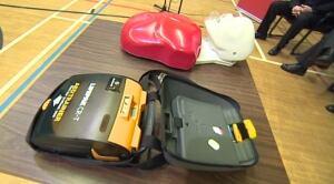 Defibrillator-St-Johns