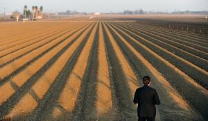 California Drought-Obama