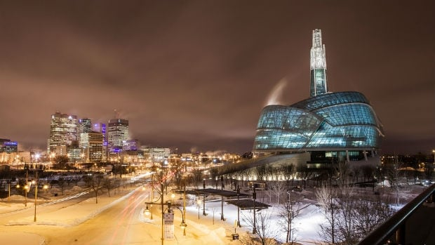 Canadian Museum for Human Rights is set to open on Sept. 20.