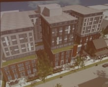 Viner Assets student housing Sandy Hill