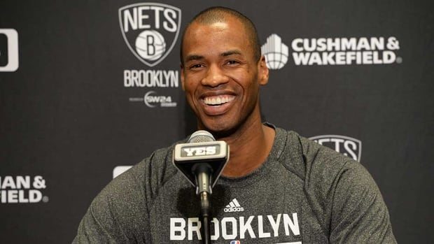 Brooklyn Nets forward Jason Collins is the first openly gay athlete to play in one of the four major professional sports leagues in the United States.