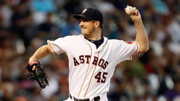 Erik Bedard was 4-12 with a 4.59 ERA in 32 games, including 26 starts, for the Astros in 2013.