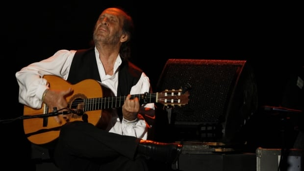 Spanish flamenco guitarist Paco de Lucia, whose real name was Francisco Sanchez Gomez, was recognized as one of the world's leading guitarists.