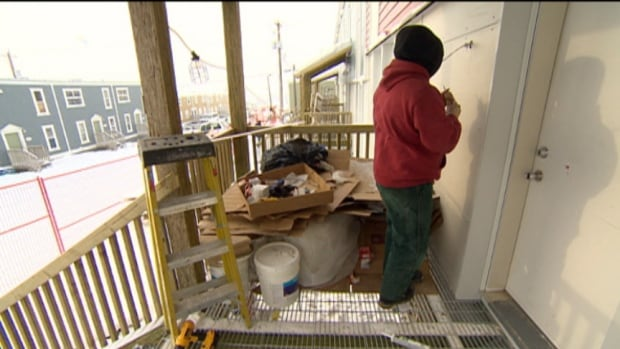 The Nunavut Housing Corporation say it needs to complete $60 million in repairs, but it can't find the contractors to do the work.