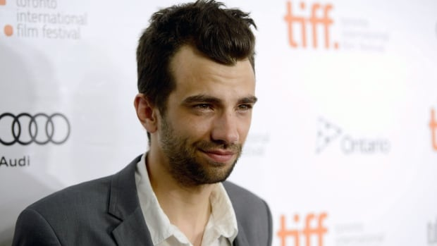 Actor Jay Baruchel, seen at the 2013 Toronto International Film Festival, will help honour his idol, Canadian filmmaker David Cronenberg, during the Canadian Screen Awards gala.