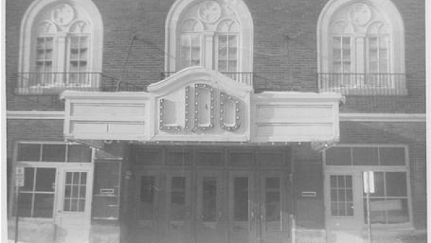 The Lido Theatre in The Pas is the longest running atmospheric movie house in the world.