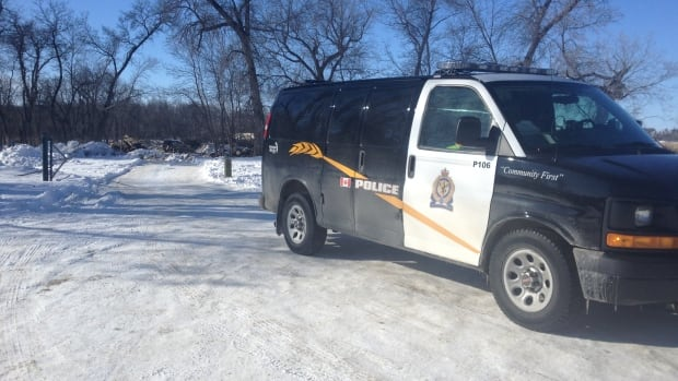 Brandon police are investigating human remains that were discovered Tuesday evening by an equipment operator clearing trees along the Assiniboine River.