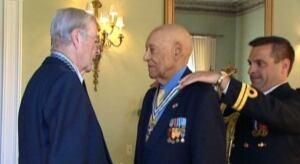 Lanier Phillips honoured