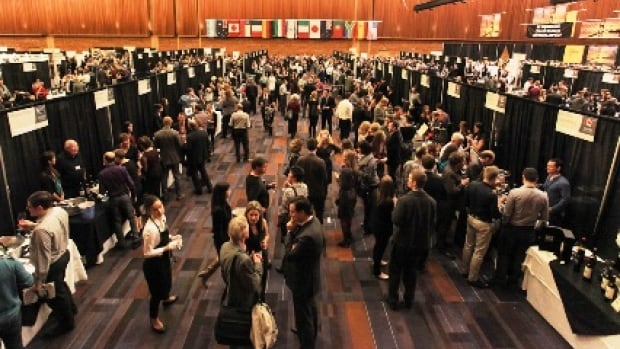 Many options at the Vancouver International Wine Festival