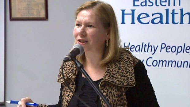Eastern Health's Beverley Clarke says some employees still do not understand the importance of patient confidentiality.