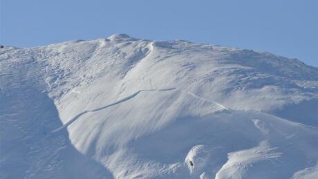 Avalanche injures 1 in B.C.'s North Okanagan