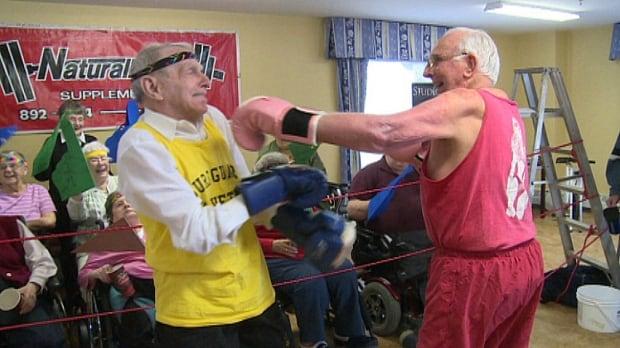 Whisperwood boxing