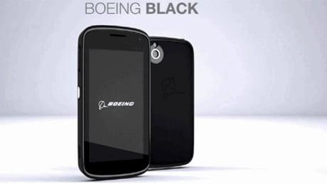 Boeing Black phone smartphone