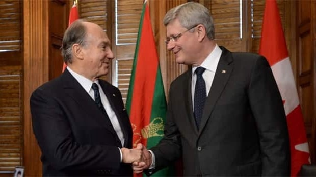 Aga Khan's address to Parliament