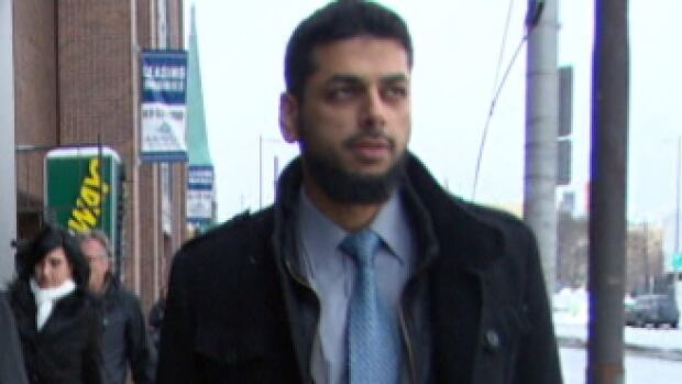 Dr. Khurram Sher is facing a charge of conspiring to knowingly facilitate a terrorist activity. He has pleaded not guilty. Closing arguments in his trial are expected to being today.
