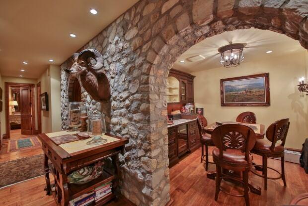 Priddis dinning room