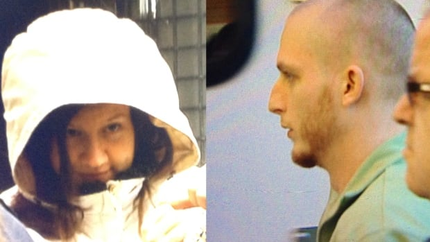 Victoria Henneberry, 28, and Blake Leggette, 25, have been charged with first-degree murder.