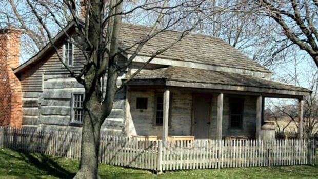 The Buxton National Historic Site and Museum in North Buxton, Ont. include a cabin filled with artefacts and a schoolhouse. Buxton was once a bustling town for black Canadians in its early years during the 1850s.