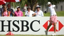 Karrie Webb extends lead at HSBC Women's Champions