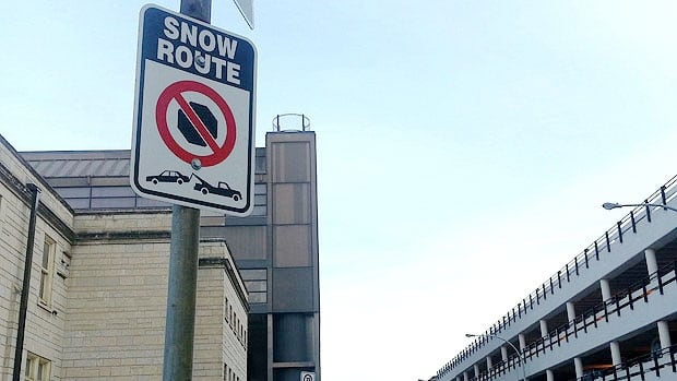 The City of Winnipeg's annual snow route parking ban has been lifted.