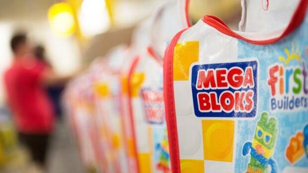 Mattel is taking over Mega Brands, maker of Mega Bloks, in a friendly takeover valued at $460 million US.