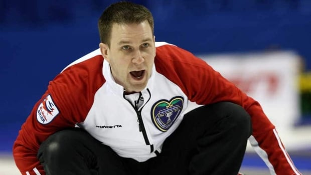 Brad Gushue will be back in the game when his team competes at the 2014 Tim Horton's Brier men's curling championship in Kamloops, B.C. this weekend.