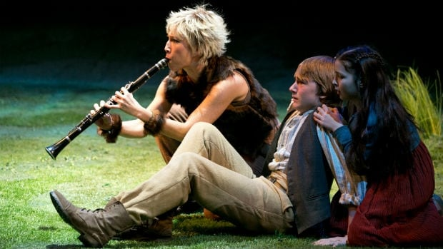 The Heart of Robin Hood is a co-production with Toronto's Mirvish Productions