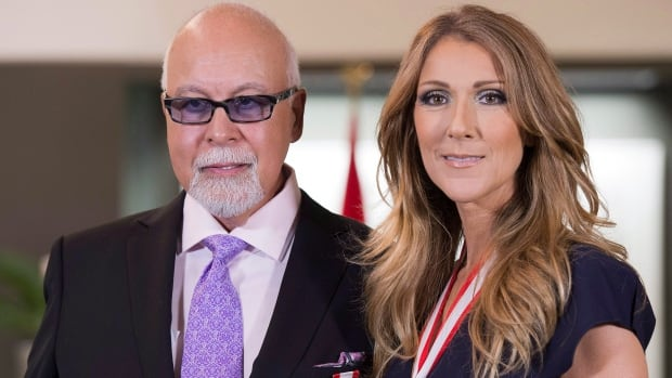 Céline Dion was previously managed by her husband René Angélil.