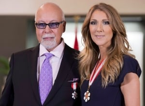 MUSIC Dion Order Of Canada 20130726