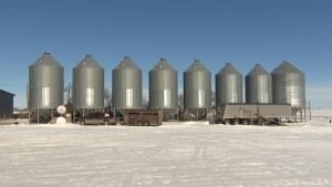 skpic grain bins