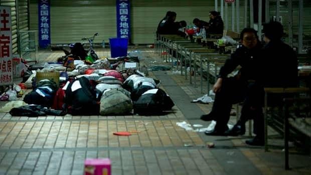 Kunming Train Station Attack Leaves Dozens Dead World