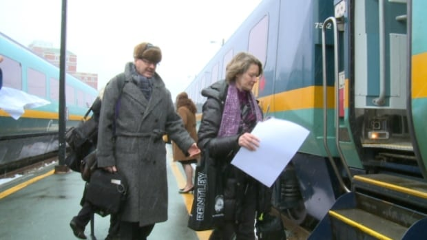 "Via Rail is blaming ""operational reasons"" for the cancellation ""until further notice"" of trains between Winnipeg and Churchill."