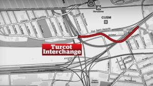 Turcot closure