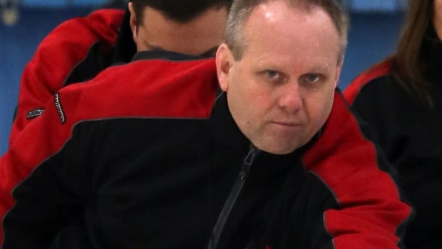 Dennis Thiessen has been on Canada's wheelchair curling team since 2012.