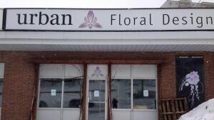 urban floral design, sudbury
