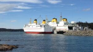 Grand Manan ferries