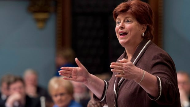 Quebec Family Minister Nicole Léger said the new spots in Montreal daycares will also bring 402 new jobs to the city.