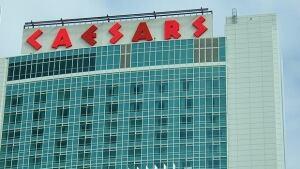 Caesars Sign
