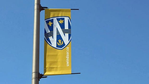 The University of Windsor.