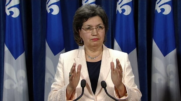 Quebec MNA Fatima Houda-Pepin is running as an independent after being forced out from the Liberal caucus for her pro-secularism views.