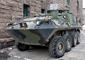 Bison vehicle 20070412