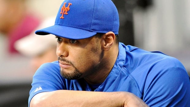 Free-agent pitcher Johan Santana has agreed to a minor league deal with Baltimore. The 34-year-old became a free agent after completing a $137.5 million US, six-year contract with the New York Mets. Santana didn't pitch last season because of injury.