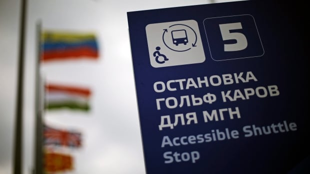 Russia revamped Sochi to be accessible for the Paralympic Games, but disability advocates say what's more important is what's been done - and not done - across the country.