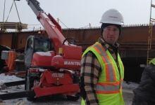 Nick Gianetto Construction boom ottawa